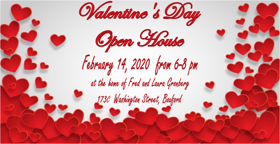 Valentine's Day Open House